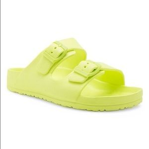Qupid sandals. Comfortable and lightweight!